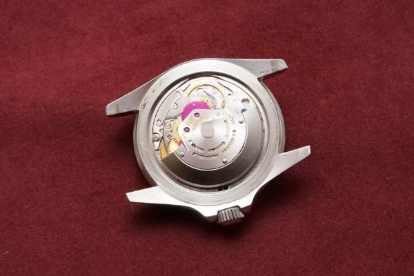 ロレックス 赤サブマリーナ Ref-1680 Mark-5(RS-26/1971年)の詳細写真10枚目
