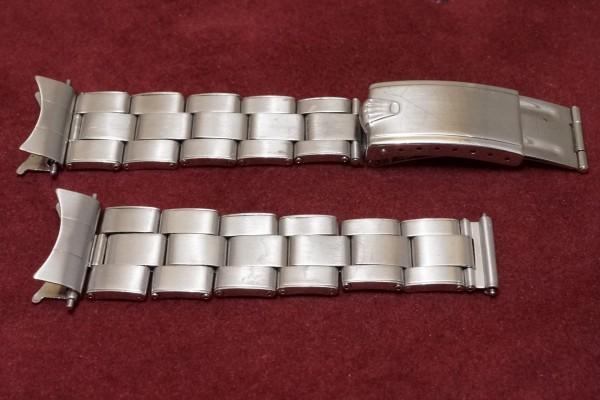 ロレックス EXPLORER Ref-6610 Gilt/Gloss Dial(RS-41/1957年)の詳細写真7枚目