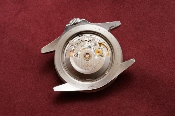 チュードル サブマリーナ Ref-94110 Blue Snowflake(RS-43/1980年)の詳細写真10枚目