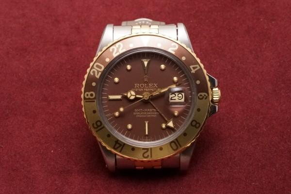 ロレックス GMTマスター Ref-1675/3 Brown Nipple Dial(RS-44/1975年)の詳細写真2枚目
